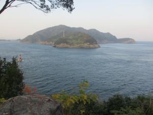 元ノ間海峡